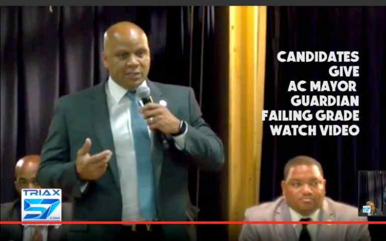 Can Guardian Eek Out Another Term as Atlantic City Mayor?