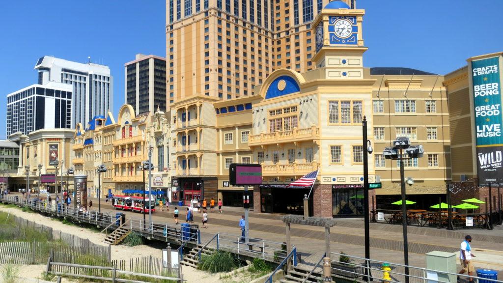 Ballys Dennis Tower Is Black Eye For Atlantic City