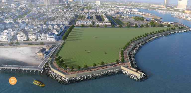Placing Smart Money on Gardner's Basin Re-Development: Kushner & Atlantic City