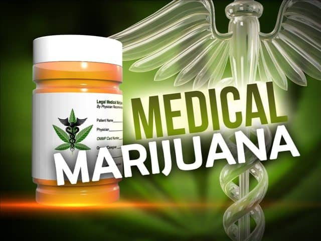 Supporting Medical Marijuana in New Jersey