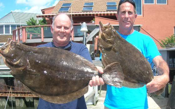2018 Summer Flounder and Sea Bass in Atlantic City. Rules & Regs.