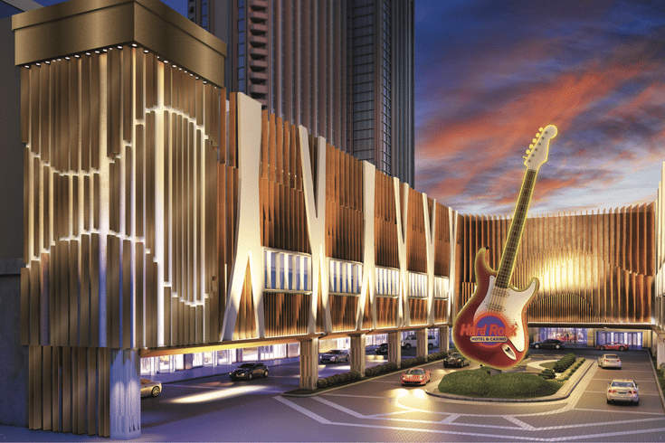 Hard Rock Is All About Entertainment, Not Just Gaming.