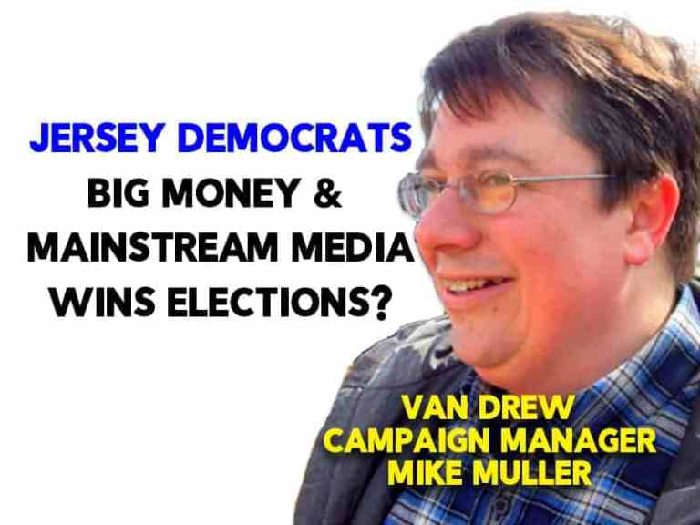 Atlantic County Democrats Say Money Raised, Determines Candidate Qualifications.