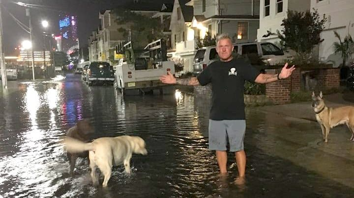 Bungalow Park Neighbors Battle Increase of Atlantic City Crime and Flooding