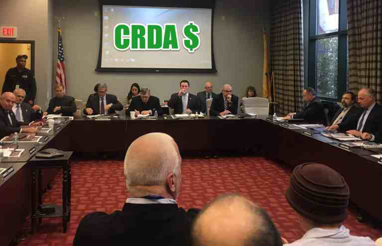 Time to Investigate and Clean House at CRDA Atlantic City?