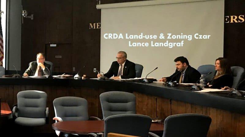 Lance Landgraf & CRDA.