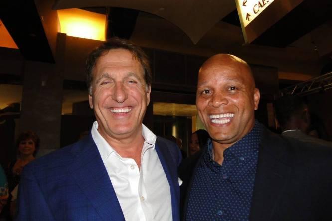 Bart Blatstein & AC Mayor Gilliam