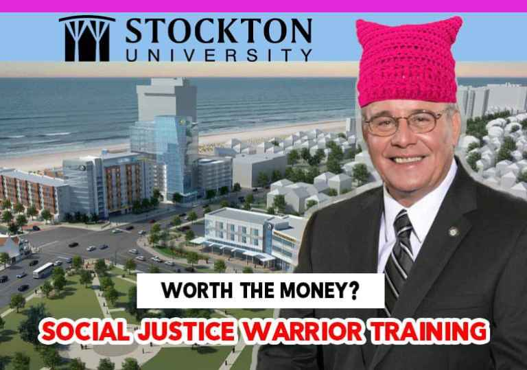Seth Grossman: Stockton Teaching Students To Be Haters On Taxpayers Dime.