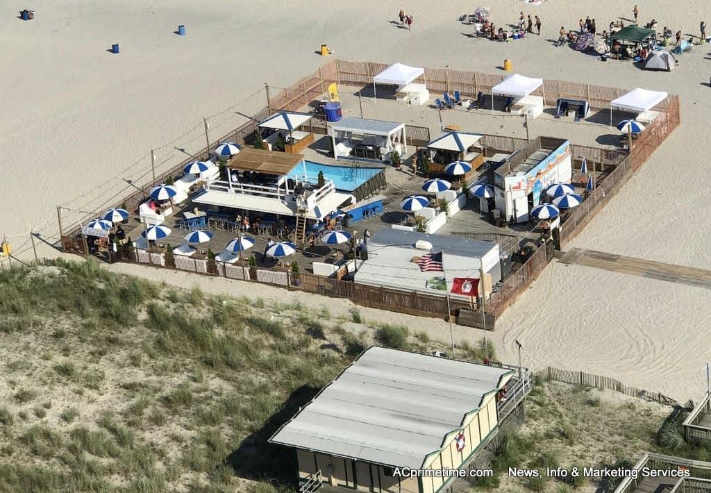 Chelsea beach bar CRDA lance Landgraf