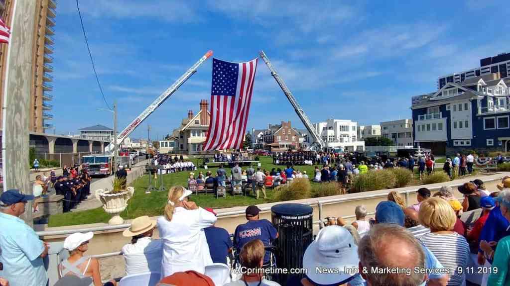 9-11 memorial Atlantic City Ventnor