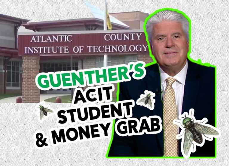 Guenther & ACIT Accused of Hurting Atlantic County Schools