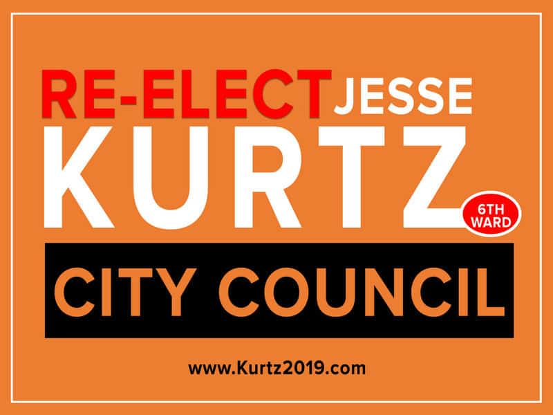 Jesse Kurtz Atlantic City Council
