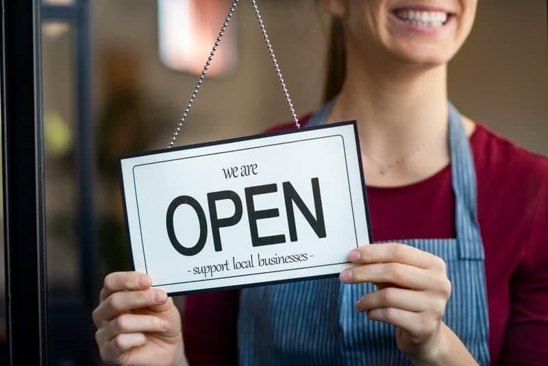 New Jersey Open for Business