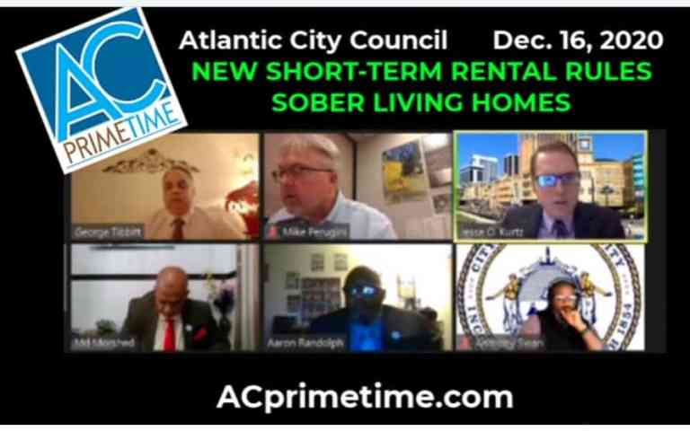 Stricter Rules For Atlantic City Short-Term Rentals
