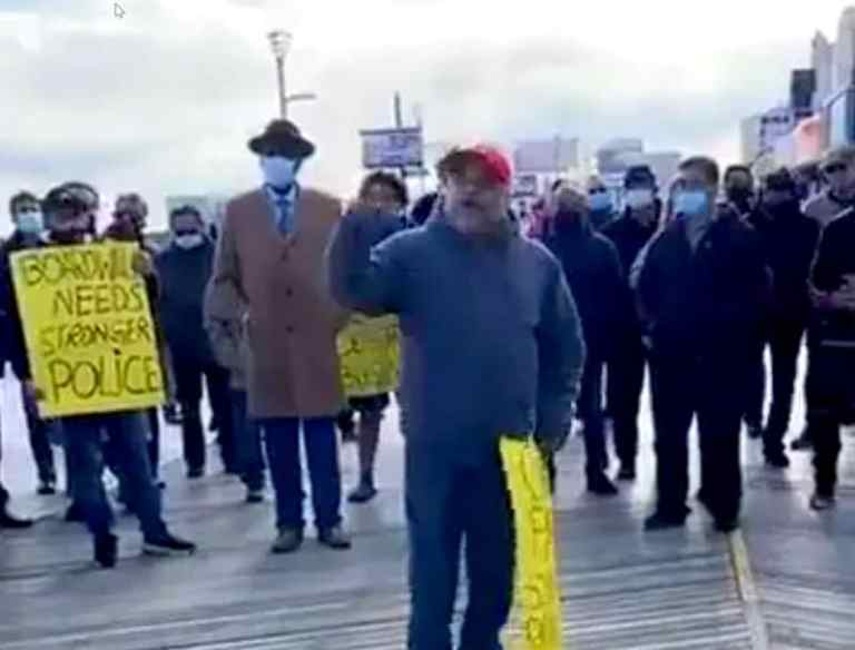 CRDA & Mayor Small Blamed for Atlantic City Boardwalk Violence