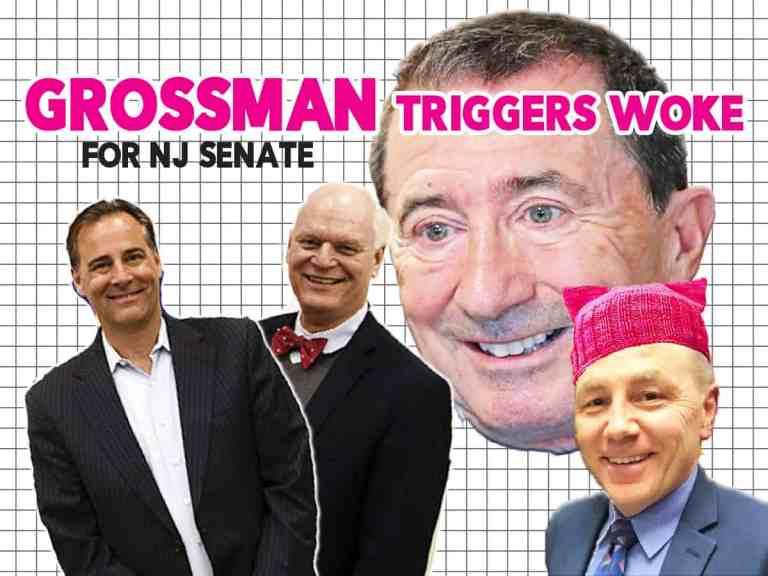 Grossman Triggers Woke Democrats & Swampy GOP
