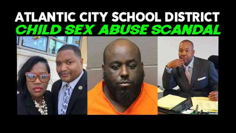 Student Sex Abuse: Lawsuit Filed Against Atlantic City Mayor Small, Wife, School Superintendent Caldwell