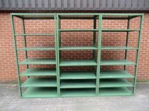 heavy duty garage racking for sale