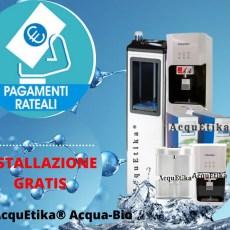 acqua purificata gasata