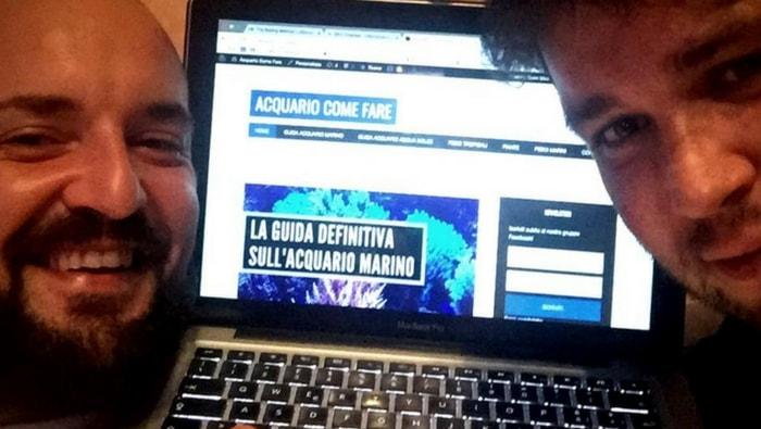 acquariocomefare sito web