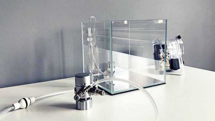 micronizzatore nano acquario
