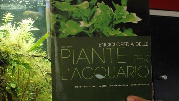 L'enciclopedia delle piante d'acquario di Peter Hiscock