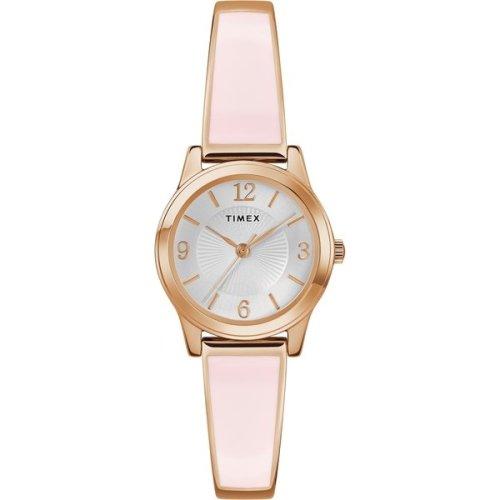 Orologio con bracciale bangle elastico - Timex - TW2R98400