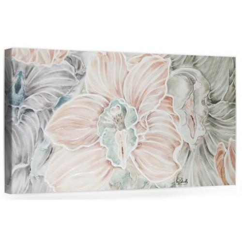 Canvas satinato premium con la migliore. Originale Quadro Moderno Su Tela Con Fiori Per Il Soggiorno Decorazioni 3d Orchidee