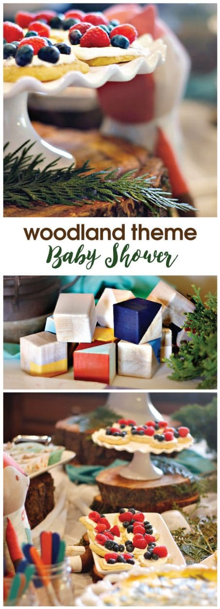 Woodland Party.Tons of beautiful food and decoration ideas.