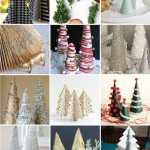 20 Diy Mini Christmas Tree Ideas