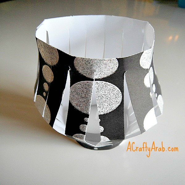 A Crafty Arab Eid Tealight Lantern Tutorial