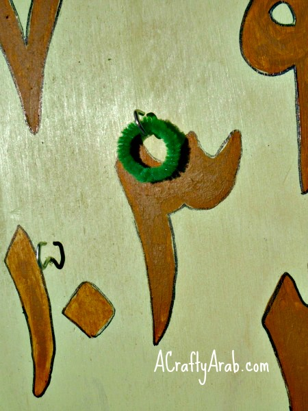 ACraftyArab Arabic Numbers Toss10