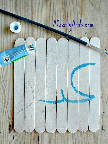 ACraftyArab Eid Stick Puzzle4