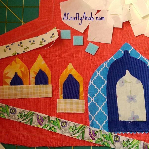 ACraftyArab Mosque Pillow15