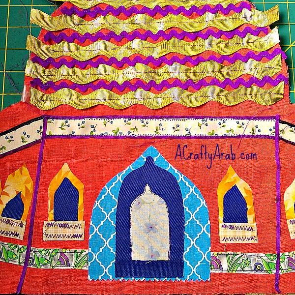 ACraftyArab Mosque Pillow19