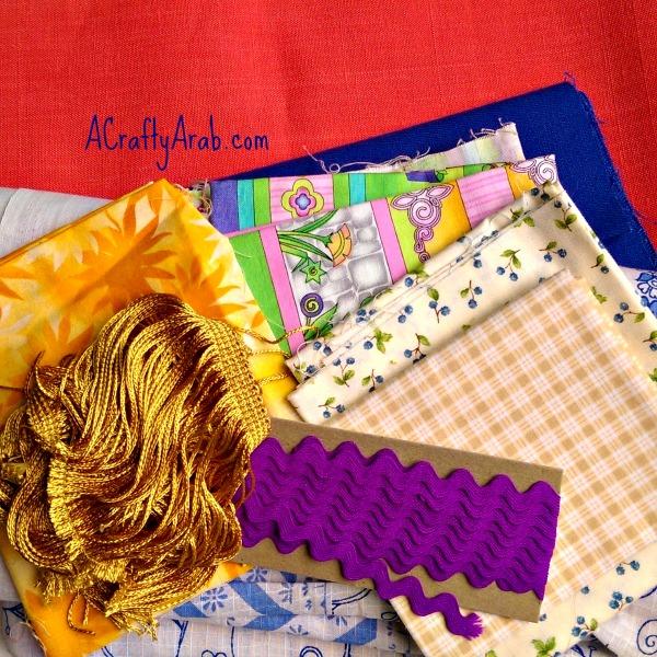 ACraftyArab Mosque Pillow3