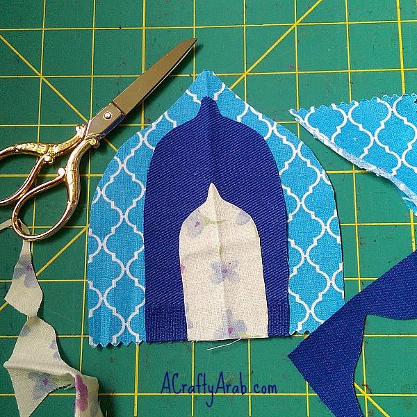 ACraftyArab Mosque Pillow9