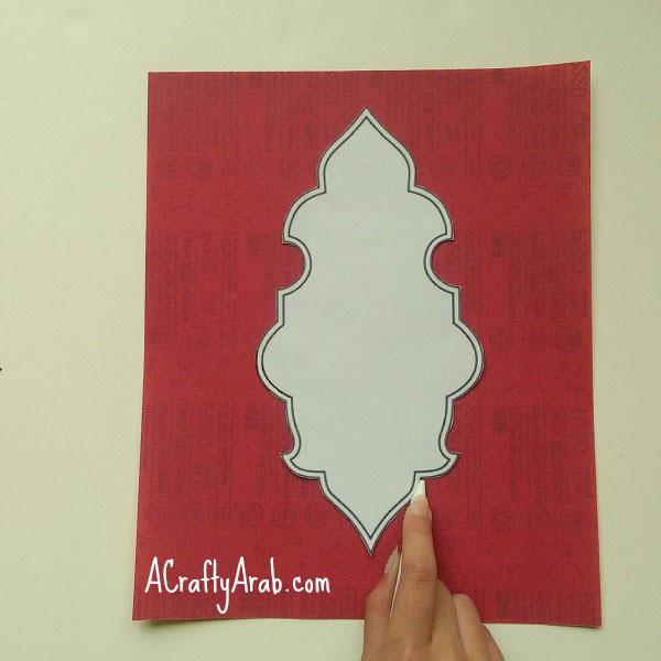 ACraftyArab Arabesque Sandpaper Shirt2