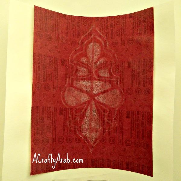 ACraftyArab Arabesque Sandpaper Shirt8
