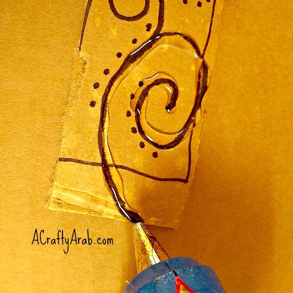ACraftyArab Eid Foil Decor5