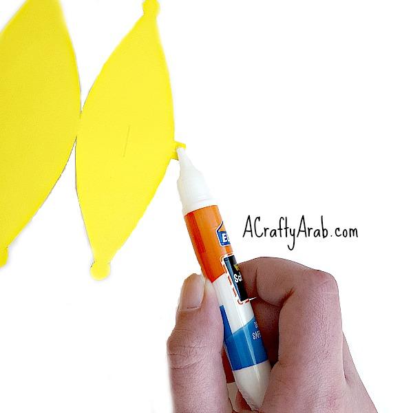 ACraftyArab Nowruz Paper Goldfish3