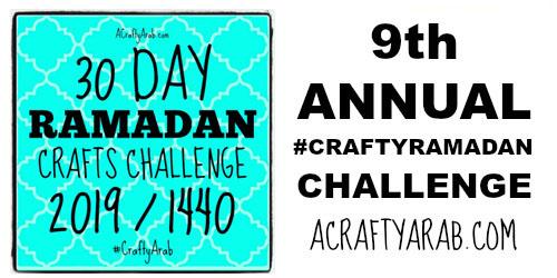 2019 ACraftyArab Ramadan banner