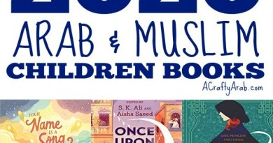 Top Arab and Muslim Children Books for 2020 {Resource}