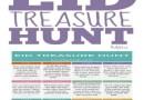 Eid Treasure Hunt {Printable}