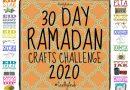 Ramadan Crafts 2020 Challenge Roundup {Resource}