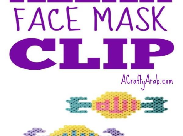 Allah Face Mask Clip {Tutorial}
