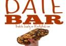 Savory Date Bar {Recipe} Guest Post