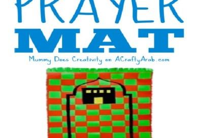 Paper Weaving Prayer Mat {Tutorial} Guest Post