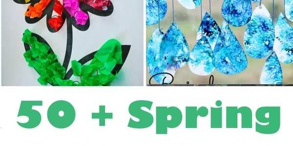 Spring Kid Crafts Lots Of Fun Activities And Crafts To Celebrate