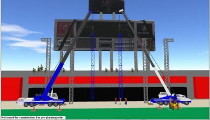 3D lift planning software crane rental
